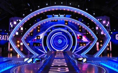 TV Audience for Big Brother #GF16